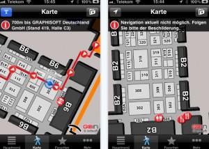 BAU 2011 App