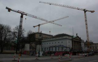 Baustelle Neubau